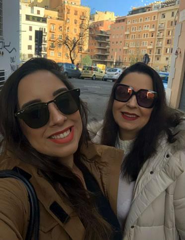 Rita Sá e Luíza Paiva
